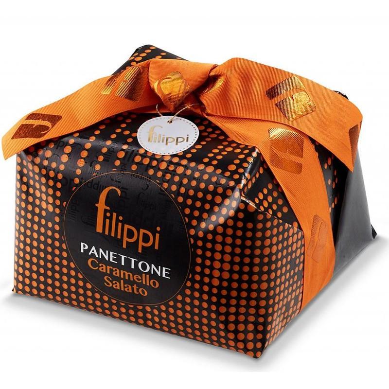 Filippi Panettone Speciale al Caramello Salato -