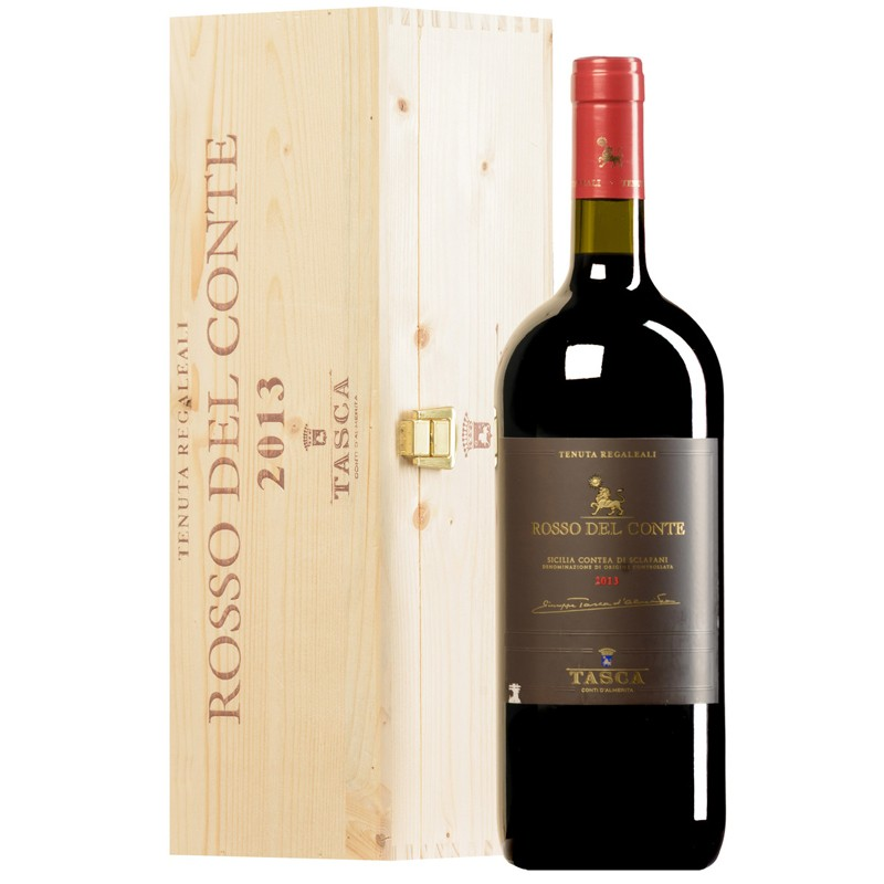copy of Tasca d'Almerita Rosso del Conte 2012 -