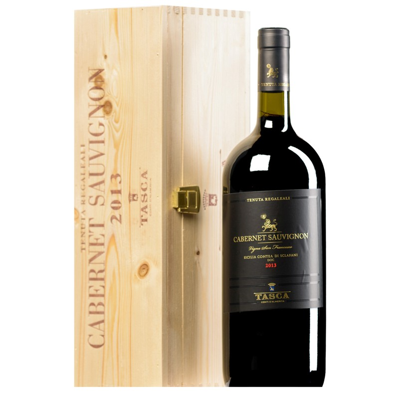 copy of Tasca d'Almerita Cabernet Sauvignon 2014 -