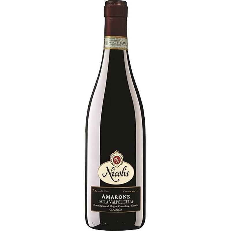 Nicolis Amarone della Valpolicella Classico Docg 2011 -