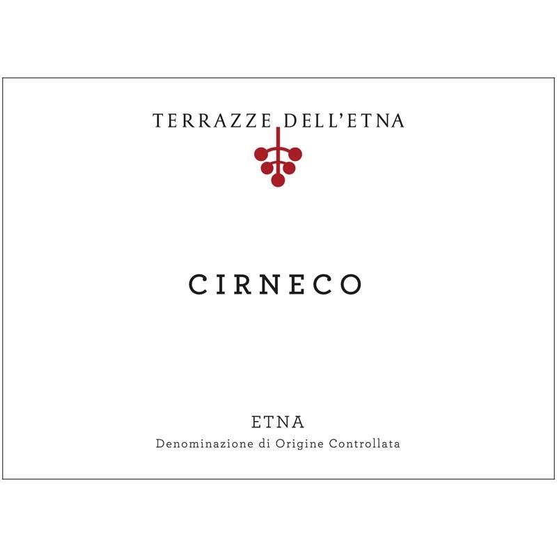 Terrazze dell'Etna Cirneco Etna Rosso Doc 2012 -