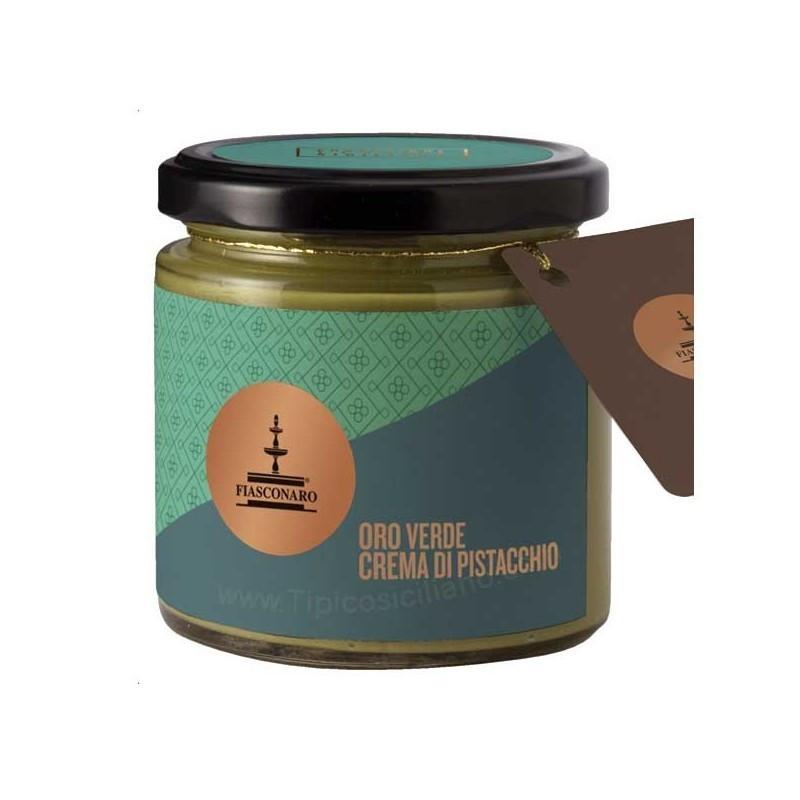 Fiasconaro Oro Verde Crema di Pistacchi di Bronte Gr. 180 -