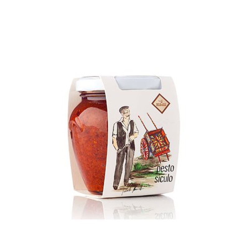 Pesto Siculo Gr. 180 -