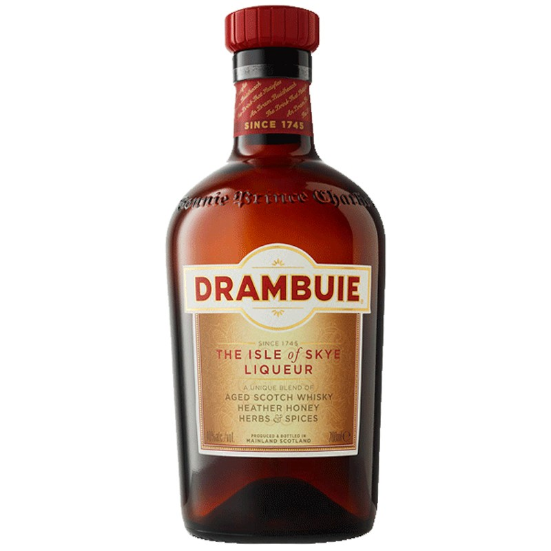 Drambuie The Isle of Skye Liqueur Whisky -