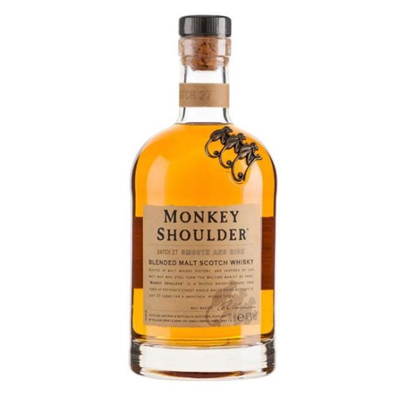 Whisky Scotch Monkey Shoulder -