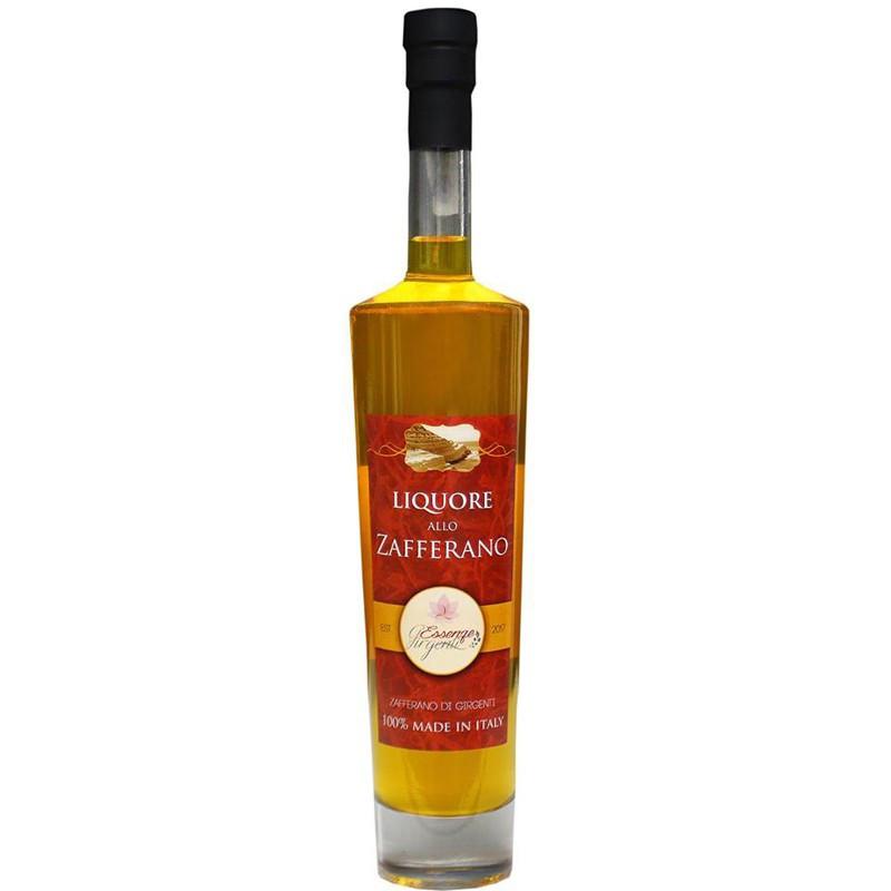 Liquore allo zafferano -