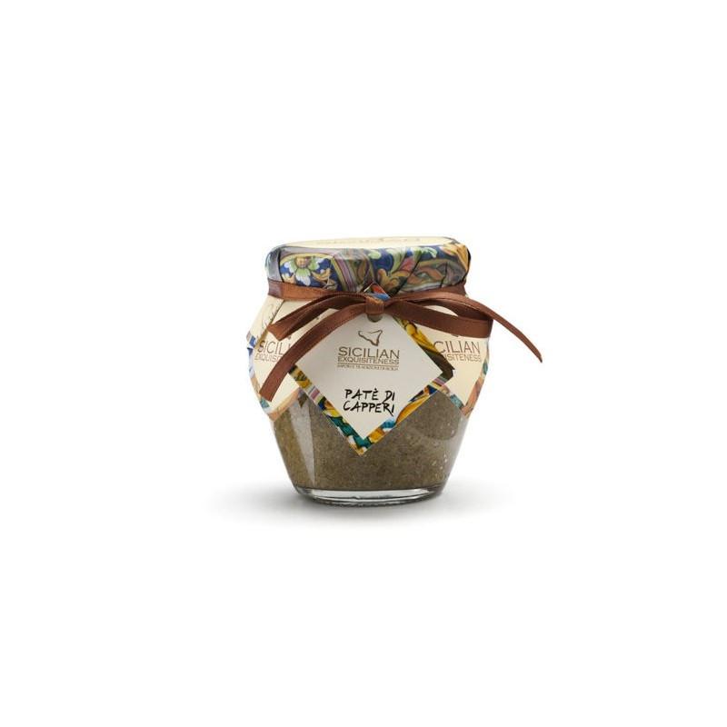 Patè di Capperi Sicilian Exquisiteness Gr. 180 -