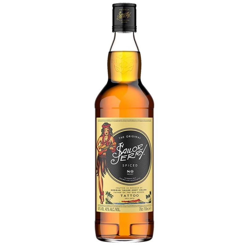 Sailor Jerry Rum Spiced -