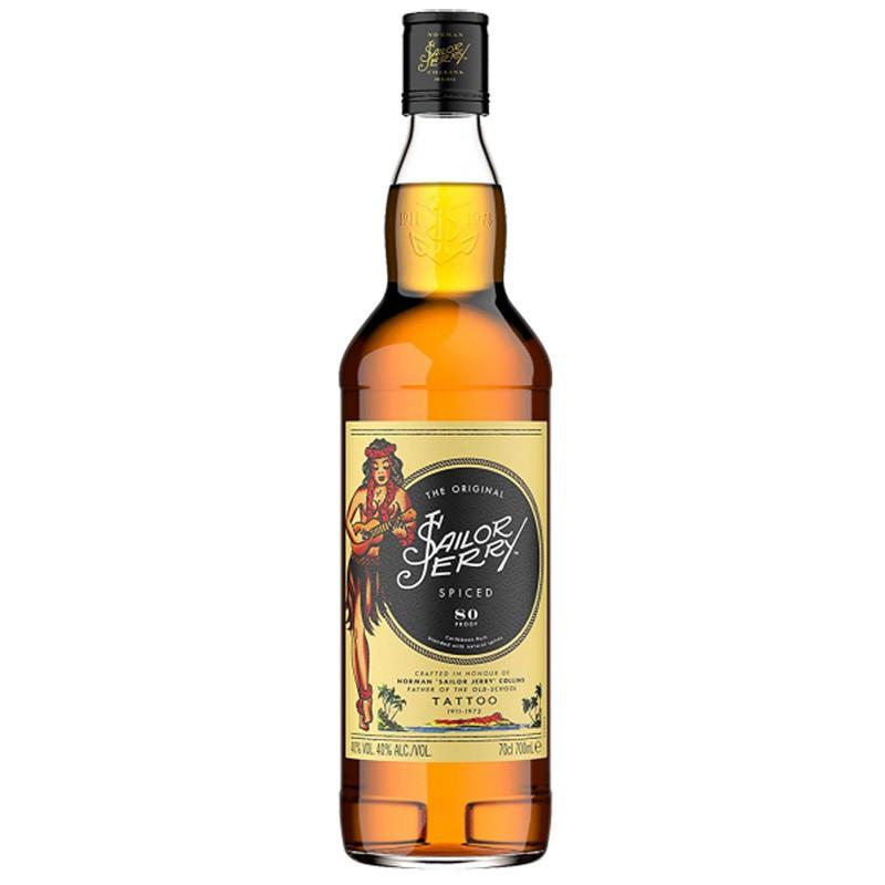 Sailor Jerry Rum Spiced