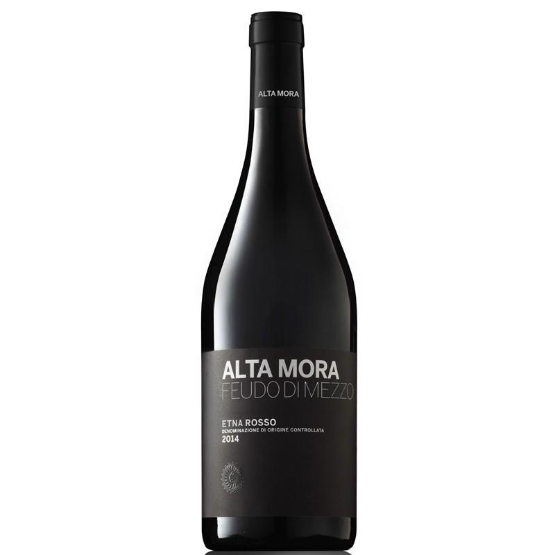 """Cusumano """"Alta Mora"""" Etna Rosso Feudo di Mezzo 2015 DOC -"""