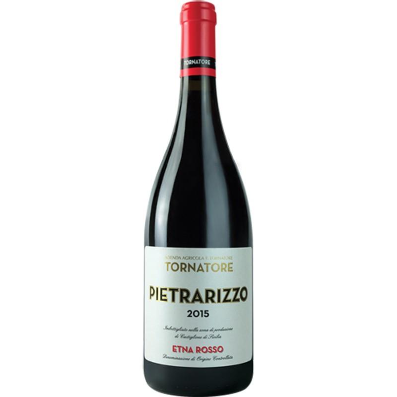 Tornatore Etna Rosso Contrada Pietrarizzo 2017