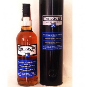 Whisky The Double Speyside -