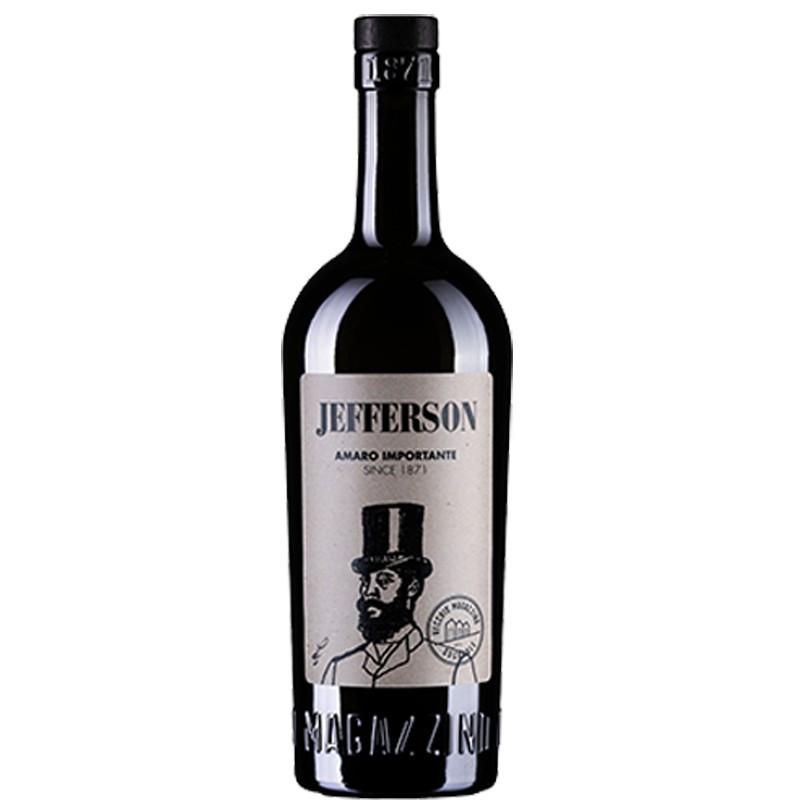 Jefferson Vecchio Magazzino Doganale Amaro Importante -