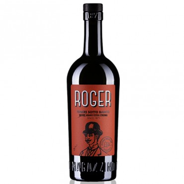 Roger Bitter Amaro Extra Strong -