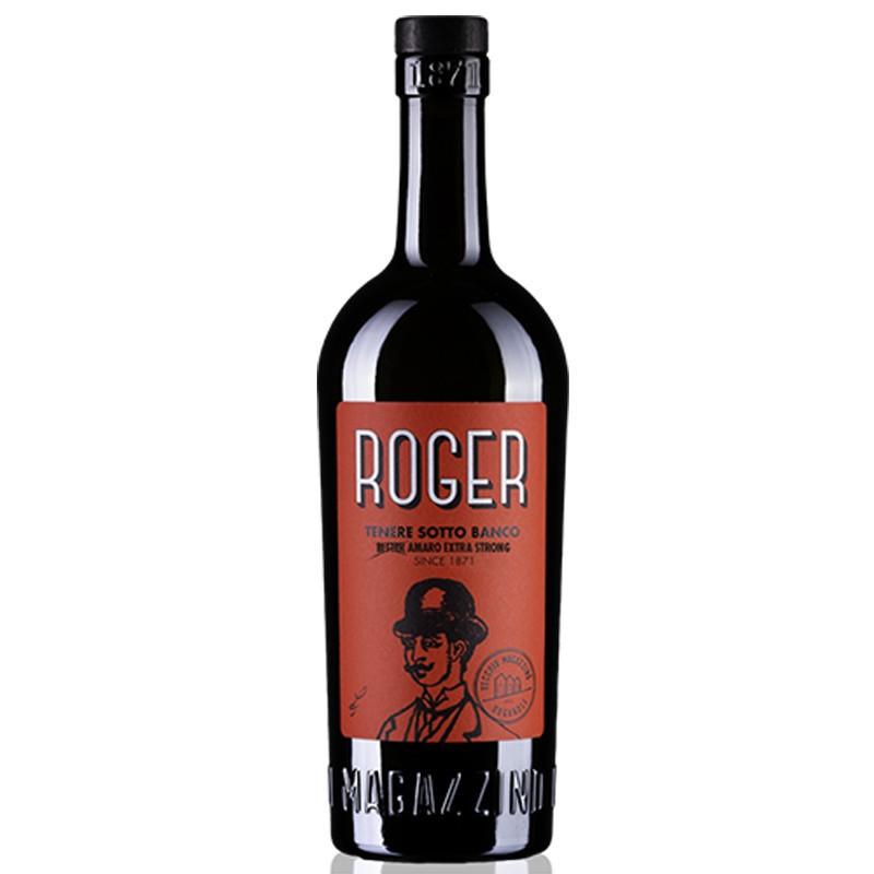 Roger Vecchio Magazzino Doganale Bitter Amaro Extra Strong -