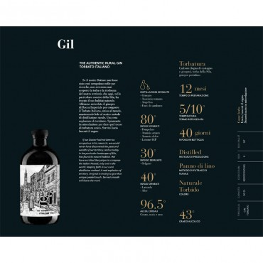 Gil The Authentic Rural Gin Torbato -