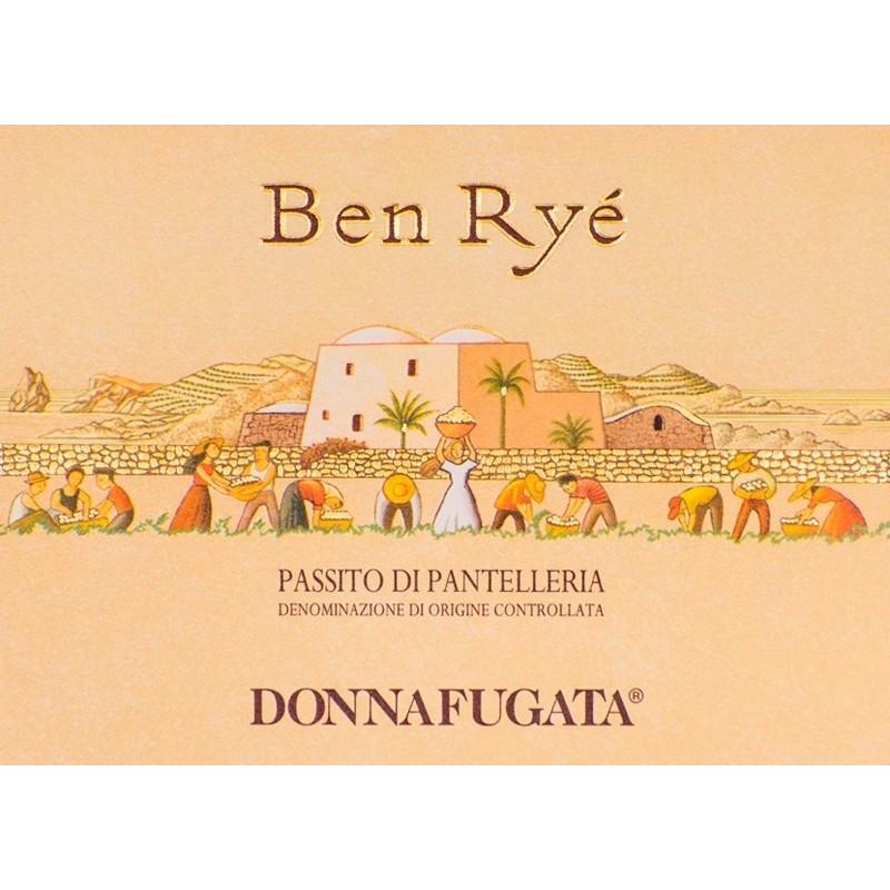Donnafugata Ben Rye Passito di Pantelleria Doc 2017 -