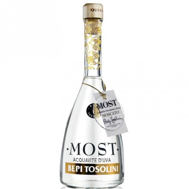 Tosolini Most Acquavite Moscato -
