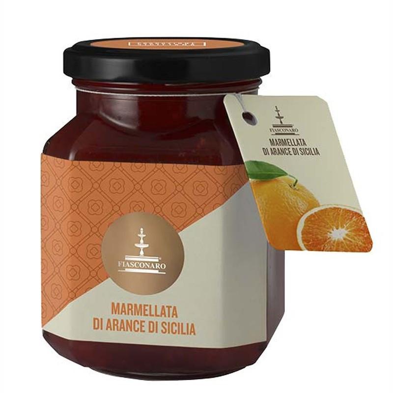 Fiasconaro Marmellata Arance di Sicilia Gr. 360 -