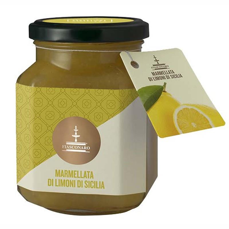 Fiasconaro Marmellata Limoni di Sicilia Gr. 360 -