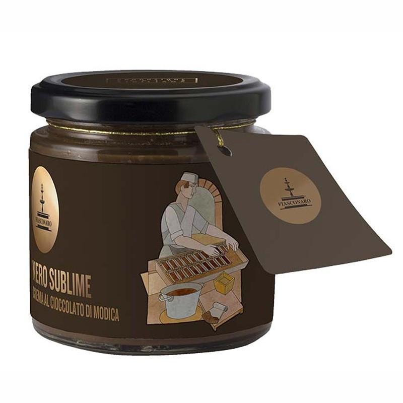 Fiasconaro Crema al Cioccolato di Sicilia Gr. 180 -