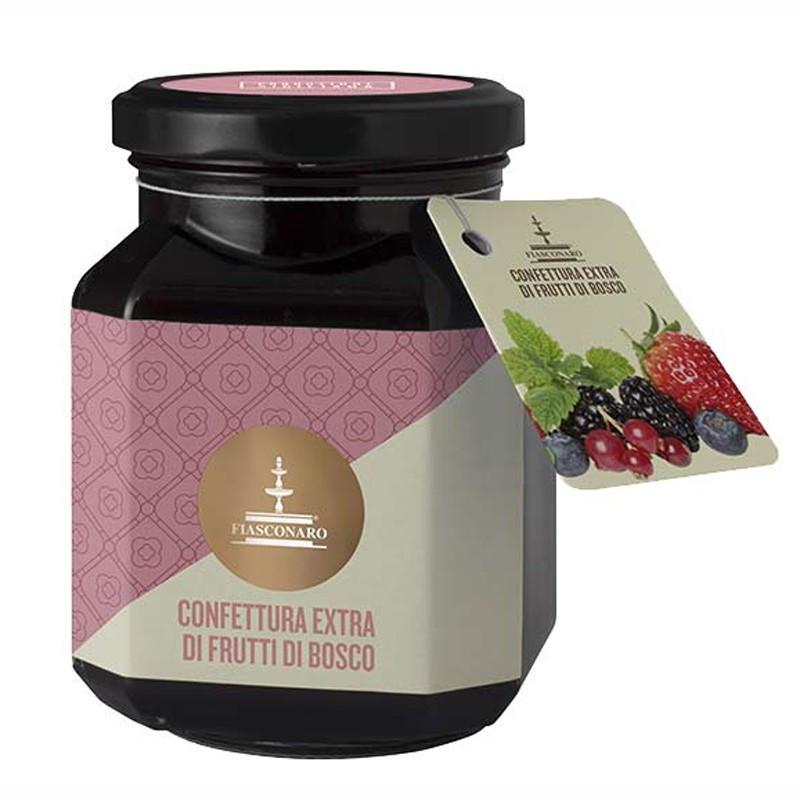 Fiasconaro Confettura Extra Frutti di Bosco Gr. 360 -