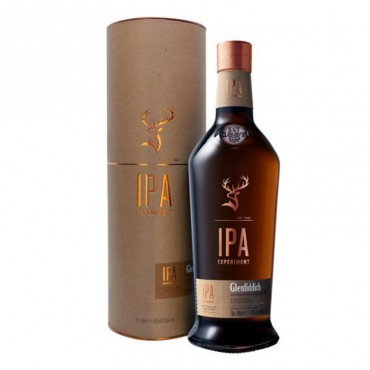 Glenfiddich Whisky IPA Experiment -