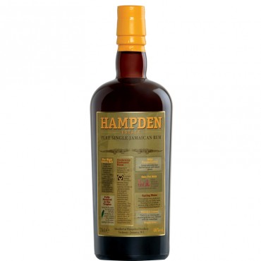 Rum Hampden Estate Pure Single 46° Astucciato -