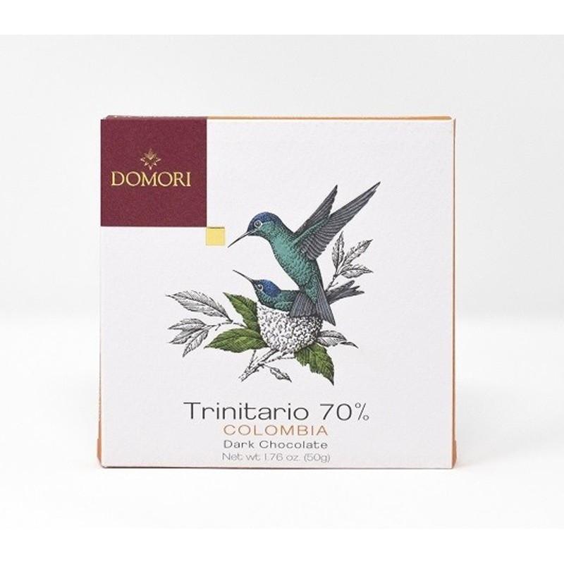 Domori Tavoletta Single Origins - Colombia 70% -