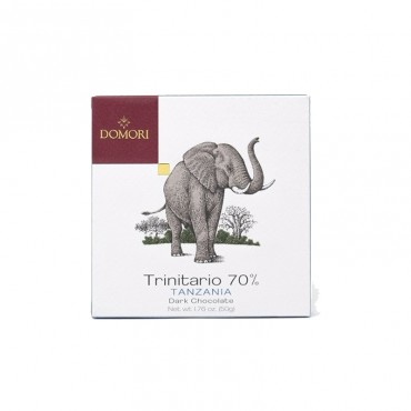 Domori Tavoletta Single Origins - Tanzania 70% -