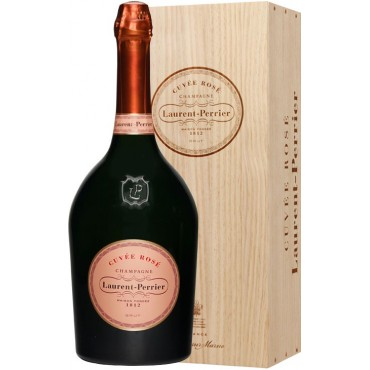 copy of Laurent Perrier Champagne Cuvée Rosé Latta Miroir -