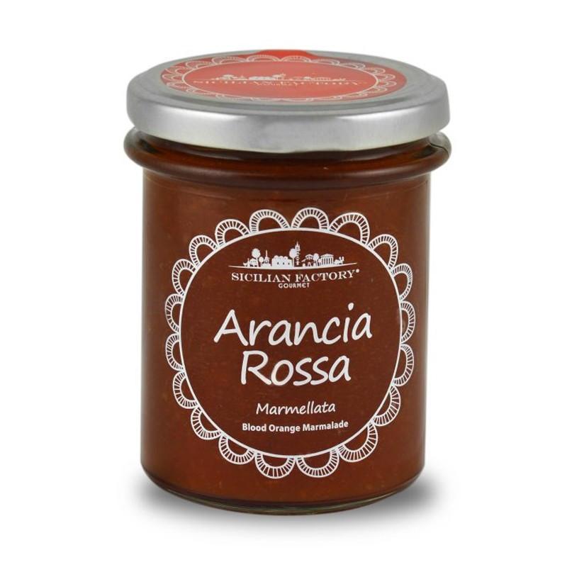 Sicilian Factory Marmellata di Arancia Rossa Gr. 220