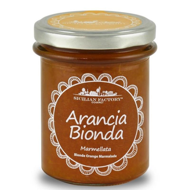 Sicilian Factory Marmellata di Arancia Bionda Gr. 220 -