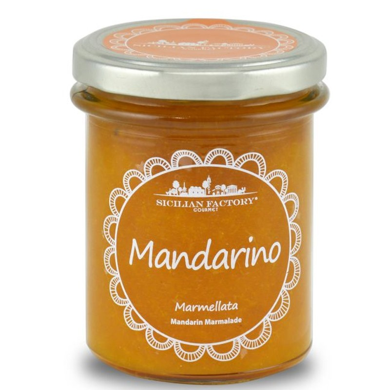Sicilian Factory Marmellata di Mandarino Gr. 240 -