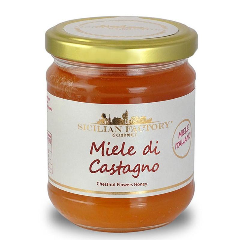 Sicilian Factory Miele di Castagno -
