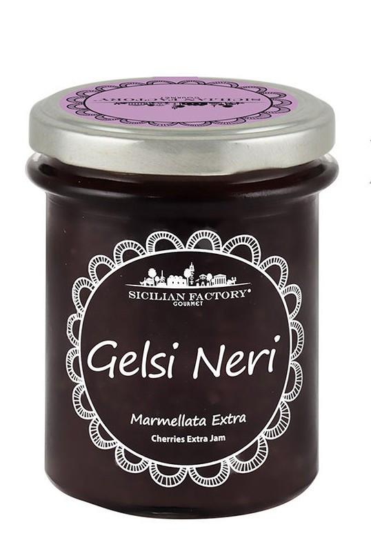 Sicilian Factory confettura extra di Gelsi Neri