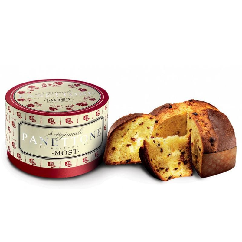 Panettone Artigianale al Most Bepi Tosolini Kg. 1 -