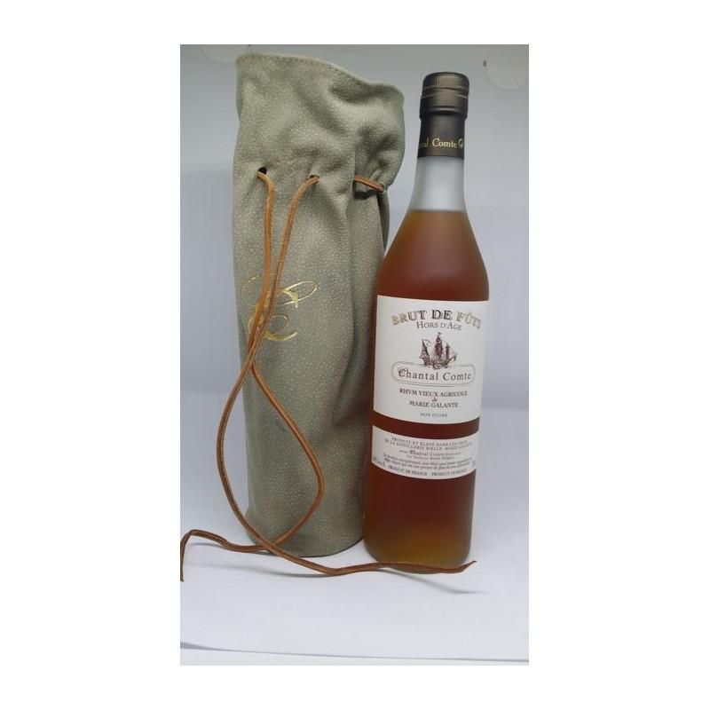 Rum Chantal Comte Brut de Futs Hors d'Age -