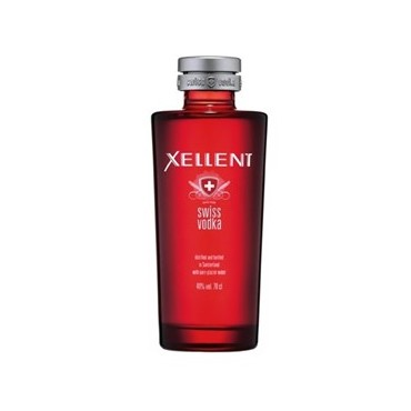 Xellent Swiss Vodka -