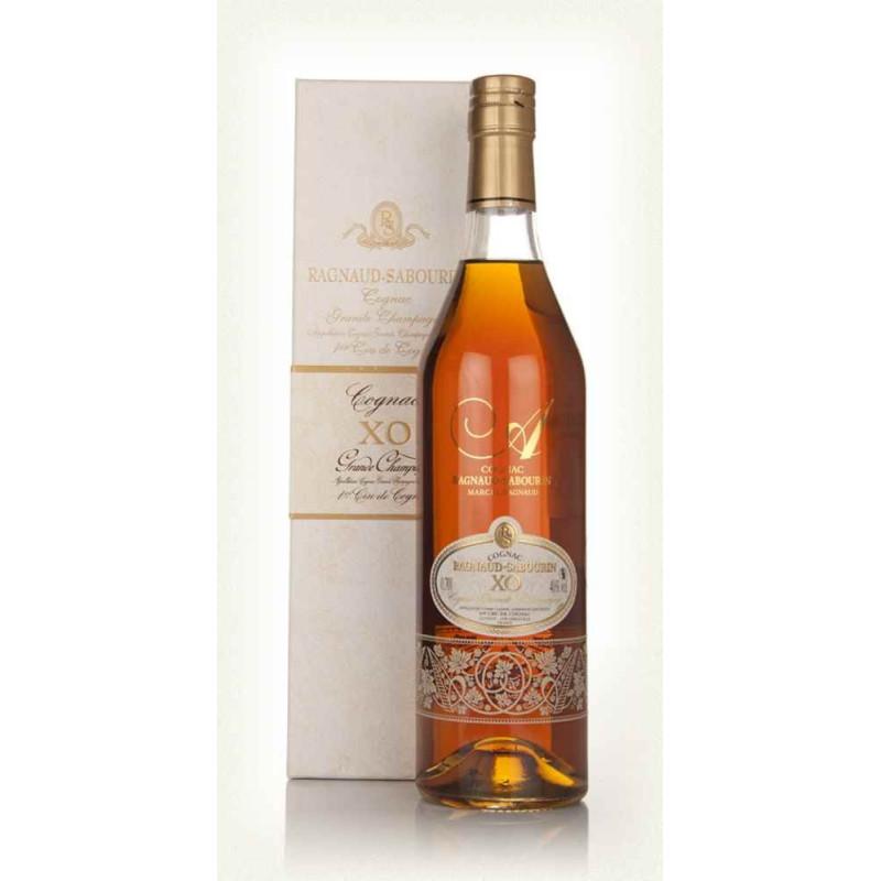 Cognac Grande Champagne Ragnaud Sabourin XO -