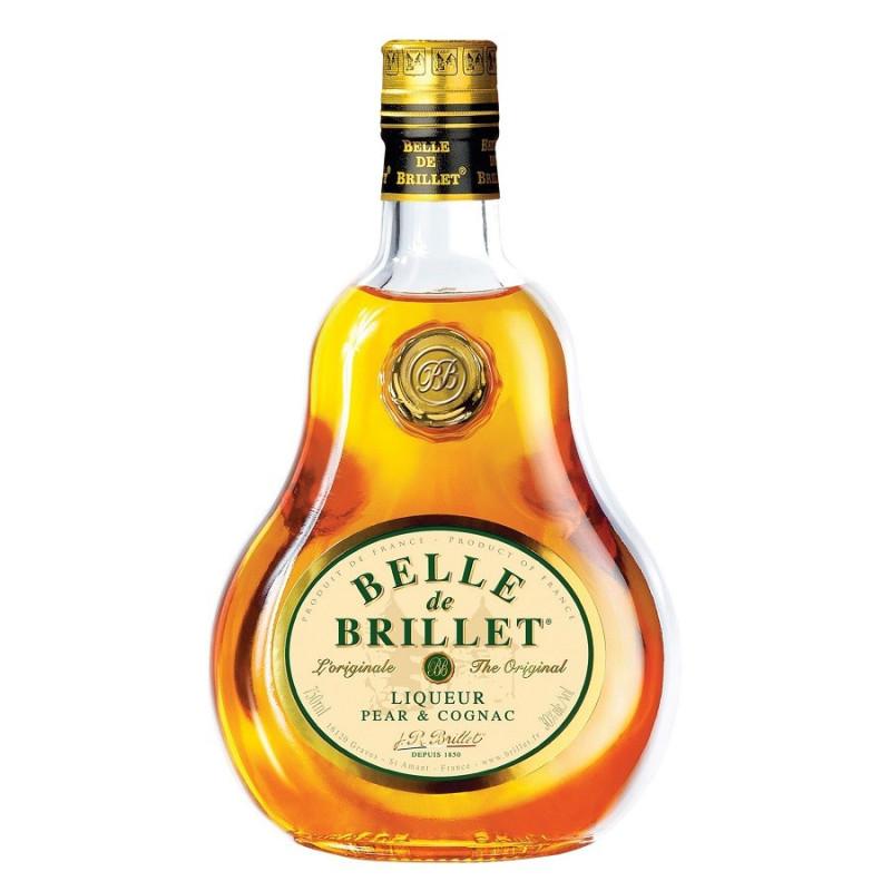 Belle de Brillet Liquore Pere & Cognac -