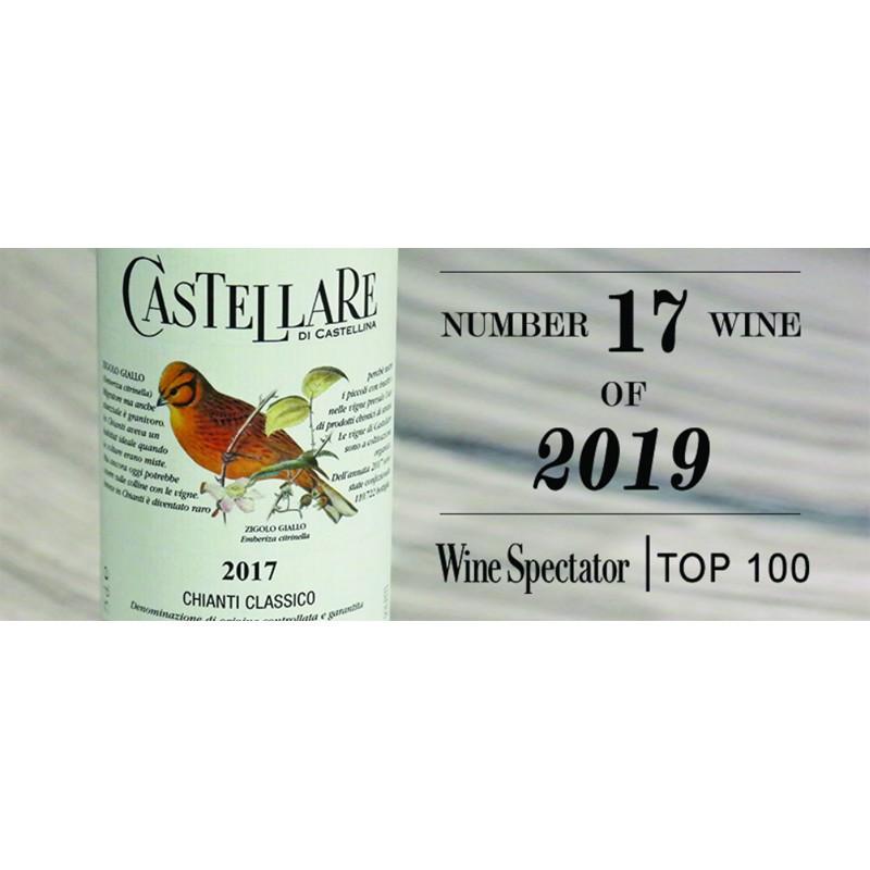 Castellare di Castellina Chianti Classico 2017 -