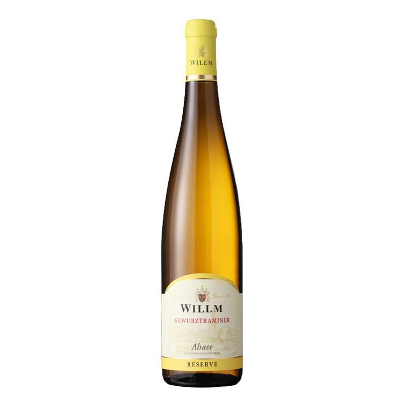 Willm Gewurztraminer d'Alsace Reserve 2018 -