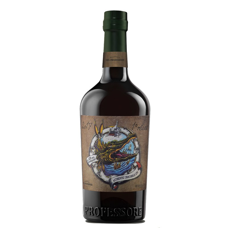 Gin del Professore Crocodile -