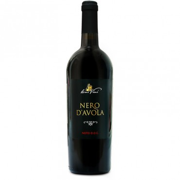 copy of Bonivini Nero d'Avola Noto DOC 2017 -