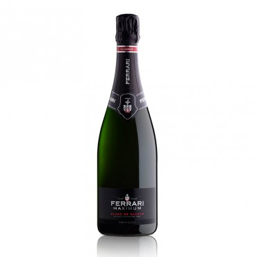 Ferrari Maximum Blanc de Blancs Trento Doc -