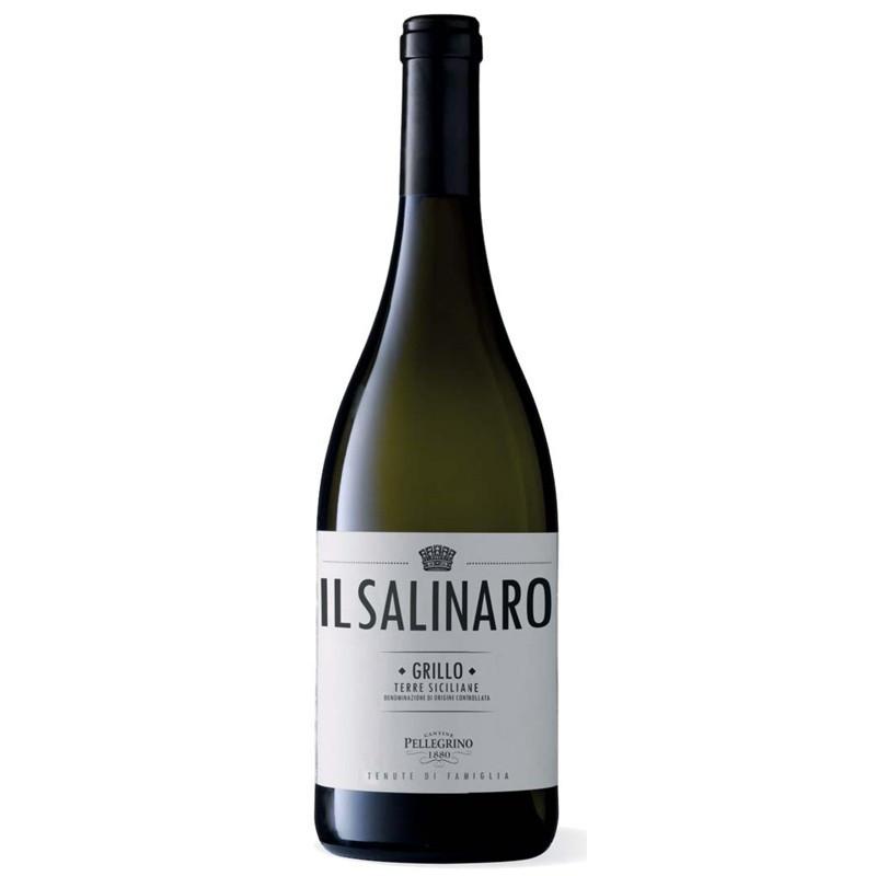 Pellegrino Il Salinaro Grillo 2019 Sicilia Doc -