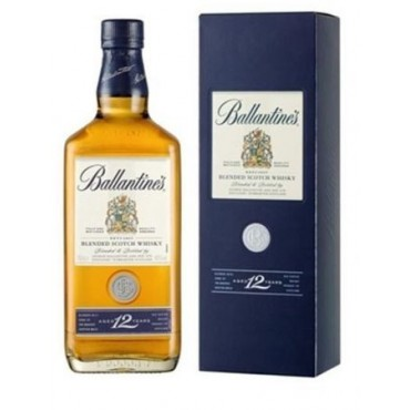 Ballantine's Gold 12 Years Old Whisky -