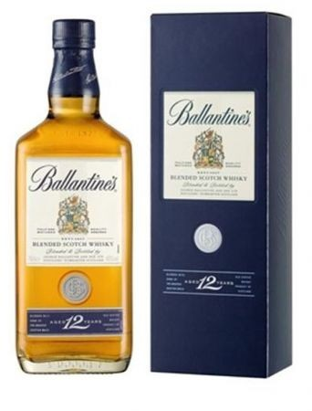 Ballantine's Gold 12 Years Old Whisky