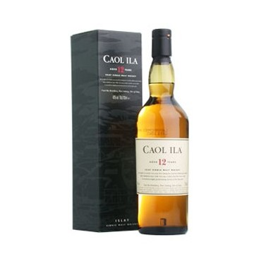 Whisky Caol Ila 12 Years Old -